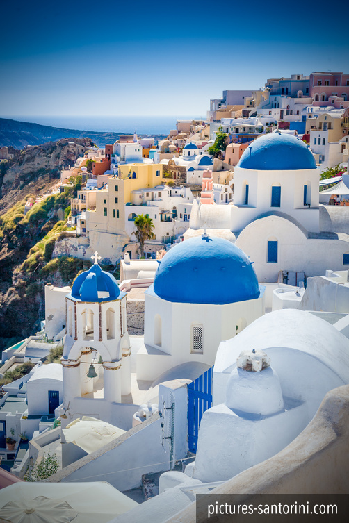 Oia: Famous View