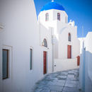 Oia: White Church