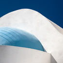 Santorini Abstract